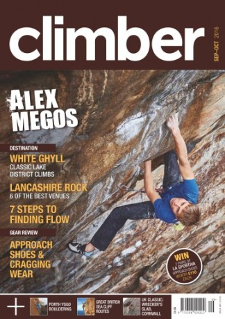 Climber Magazine Subscription