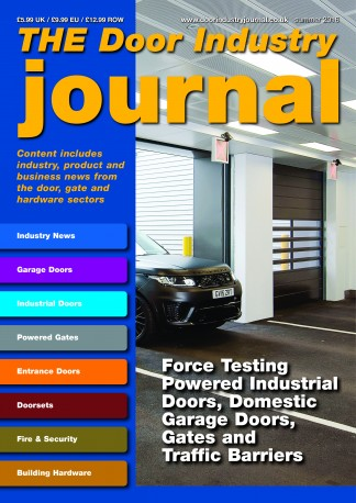 The Door Industry Journal Magazine Subscription