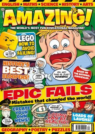 Amazing! Magazine Subscription