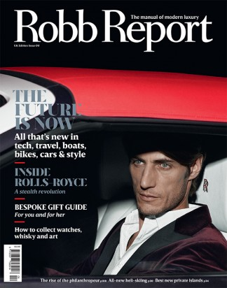 Robb Report Magazine Subscription