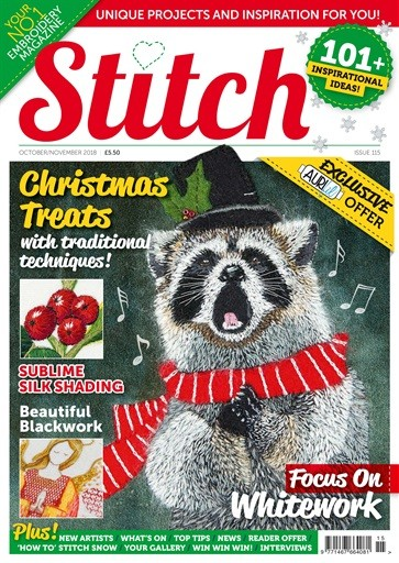 Stitch Magazine Subscription