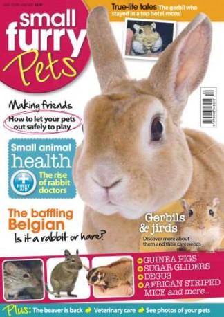 Small Furry Pets Magazine Subscription