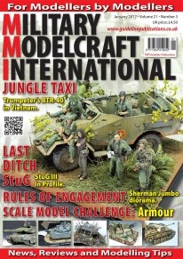 Military Modelcraft International Magazine Subscription
