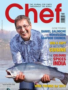 Chef Magazine Subscription