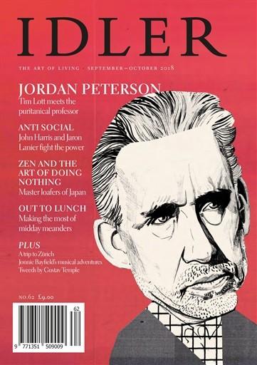 Idler Magazine Subscription