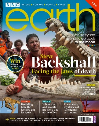 BBC Earth Magazine Subscription