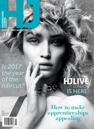Hairdresser's Journal International Magazine Subscription