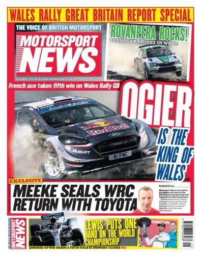 Motorsport News Magazine Subscription