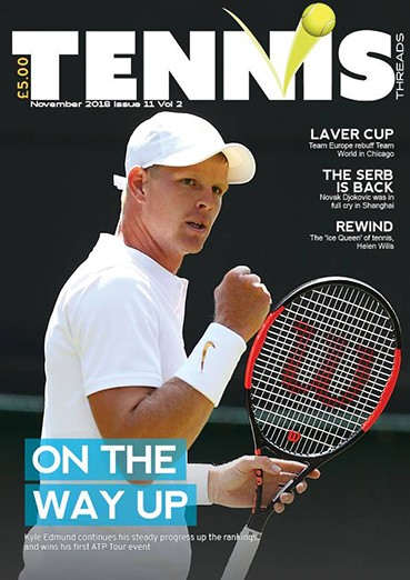 Tennis Threads Magazine Subscription
