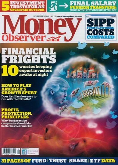Money Observer Magazine Subscription