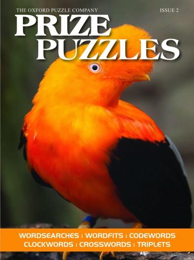 Prize Puzzles Magazine Subscription