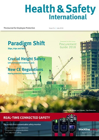 Health & Safety International Magazine Subscription