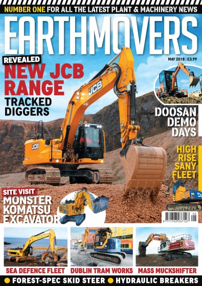 Earthmovers Magazine Subscription