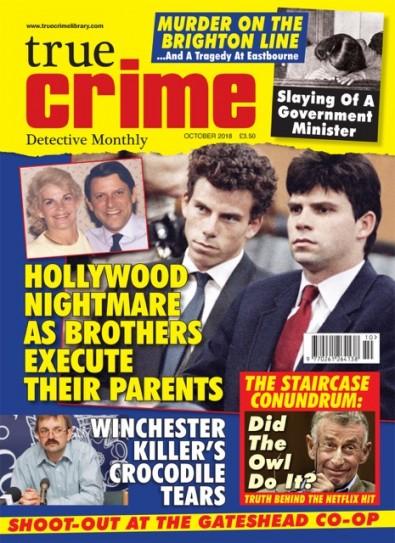 True Crime Magazine Subscription