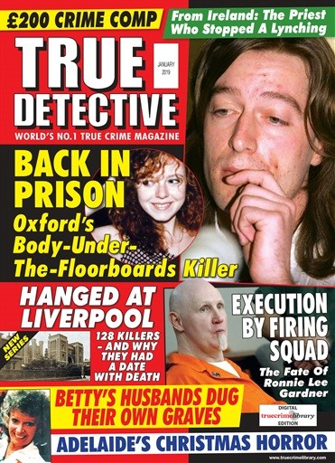 True Detective Magazine Subscription
