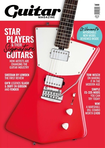 Guitar Magazine Magazine Subscription
