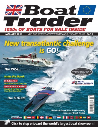 Boat Trader Magazine Subscription