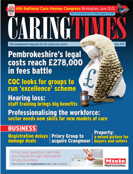 Caring Times Magazine Subscription