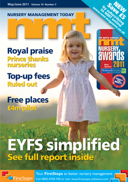 Nursery Management Today Magazine Subscription