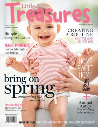 Little TreasuresMagazine Subscription