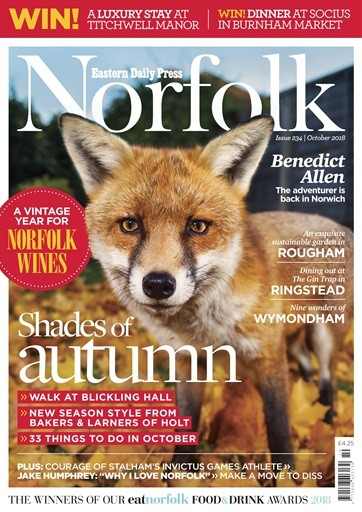 Eastern Daily Press Norfolk Magazine Subscription