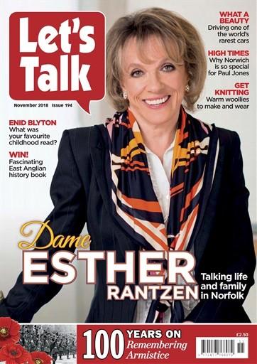 Let's Talk Magazine Subscription
