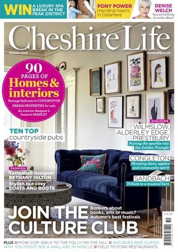 Cheshire Life Magazine Subscription