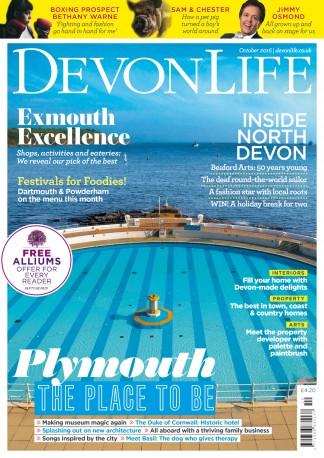Devon Life Magazine Subscription
