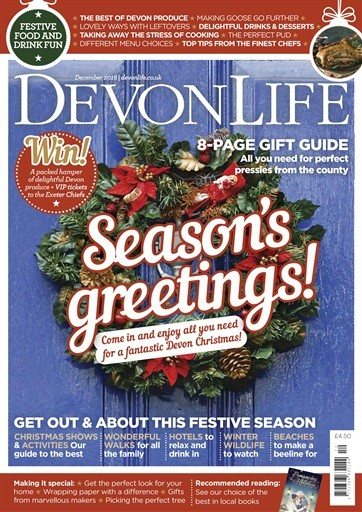 Devon Life Magazine Subscription