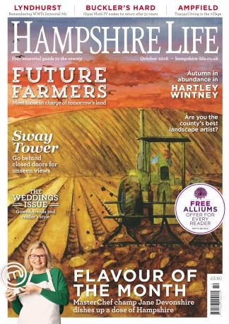 Hampshire Life Magazine Subscription