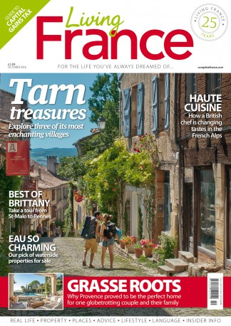 Living France Magazine Subscription