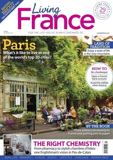Living France Magazine Subscription