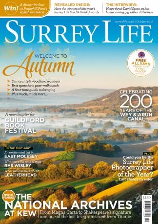 Surrey Life Magazine Subscription