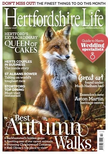 Hertfordshire Life Magazine Subscription