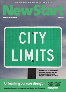 New Start Magazine Subscription