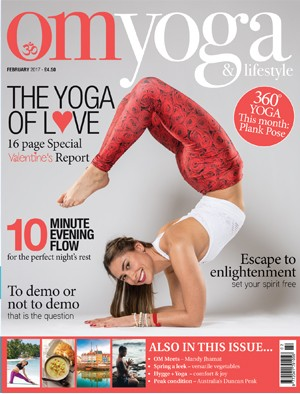 OM Yoga & Lifestyle Magazine Subscription