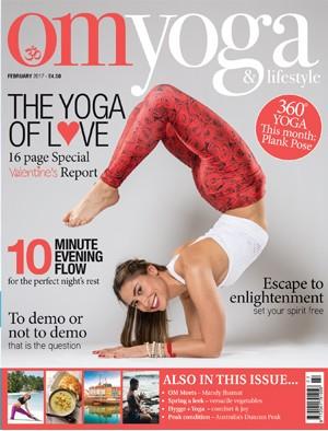 OM Yoga & Lifestyle Magazine Subscription