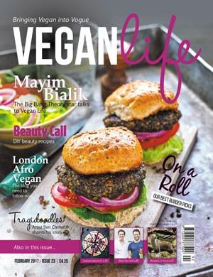 Vegan Life Magazine Subscription