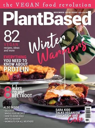 PlantBased Magazine Subscription