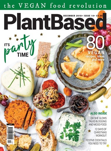 PlantBased Magazine Subscription