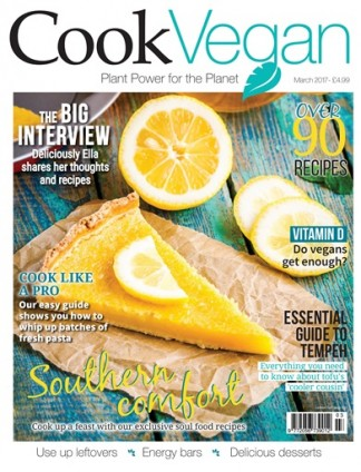 Cook Vegan Magazine Subscription