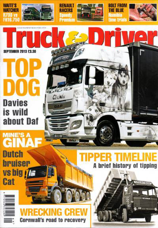 Truck & Driver Magazine Subscription