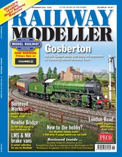 Railway Modeller Magazine Subscription