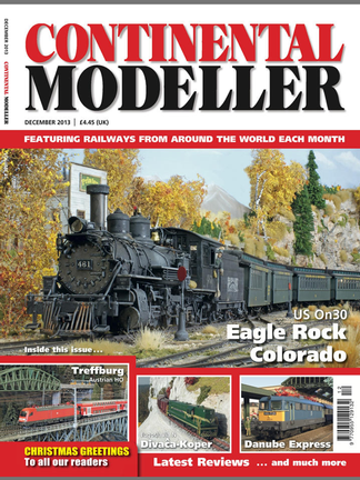 Continental Modeller Magazine Subscription