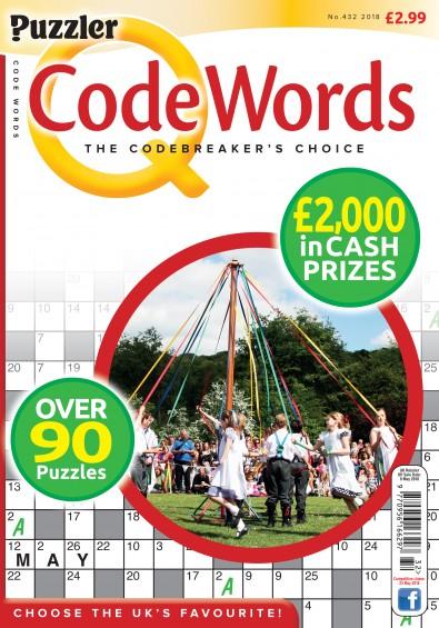 Q Code Words Magazine Subscription
