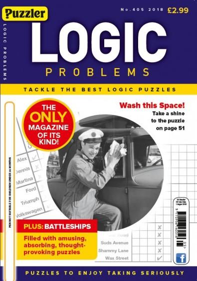 Logic Problems Magazine Subscription