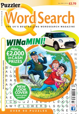 Q Word Search Magazine Subscription
