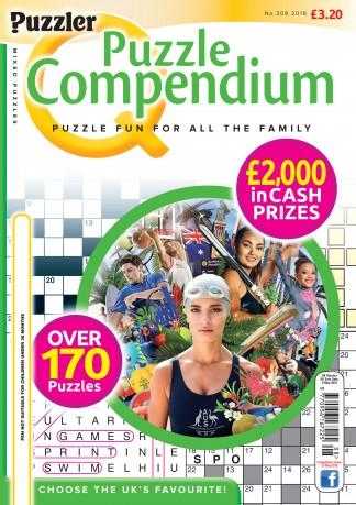 Q Puzzle Compendium Magazine Subscription