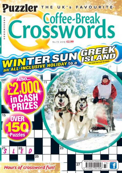 Q Coffee-Break Crosswords Magazine Subscription