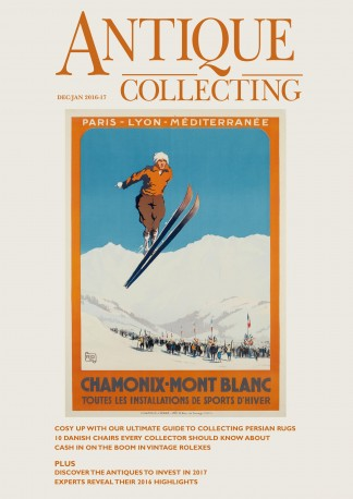 Antique Collecting Magazine Subscription